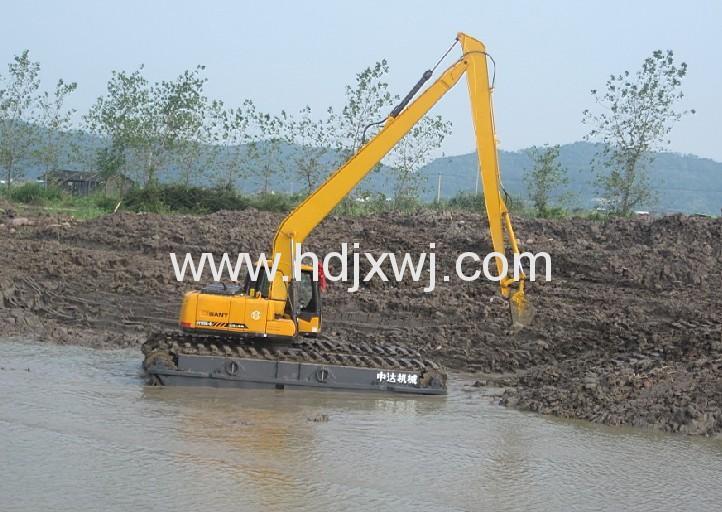 挖掘机加长臂